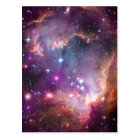 """Under the """"Wing"""" of the Small Magellanic Cloud Postcard"""