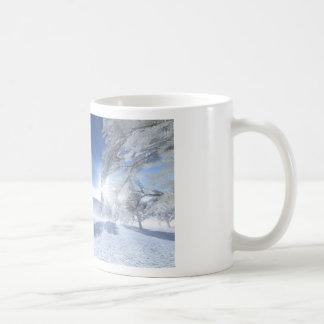 Under the Winter Sun Coffee Mugs