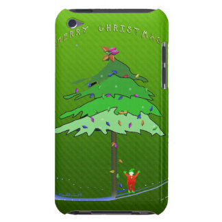 Under the Xmas Tree Case-Mate iPod Touch Case