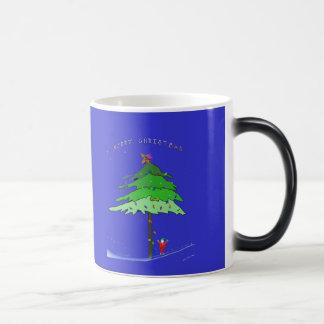 Under the Xmas Tree Magic Mug