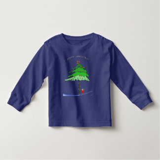 Under the Xmas Tree Toddler T-shirt