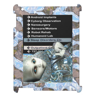 Under their fine incisions Glossy iPad Case