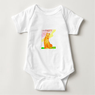 Under Watch Baby Bodysuit