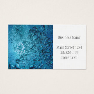 under water 03 business card