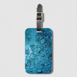 under water 03 luggage tag