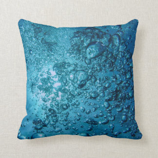 under water 03 throw pillows