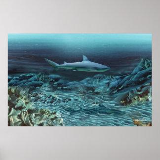 Under water 1 poster