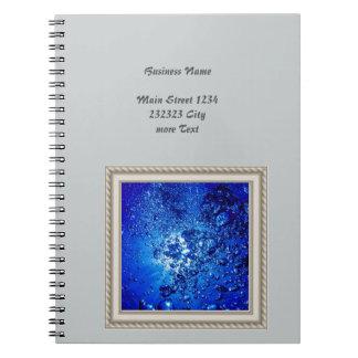 under water 4 notebook