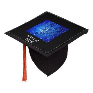 under water 4 graduation cap topper