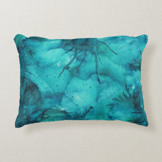 Under Water Accent Pillow