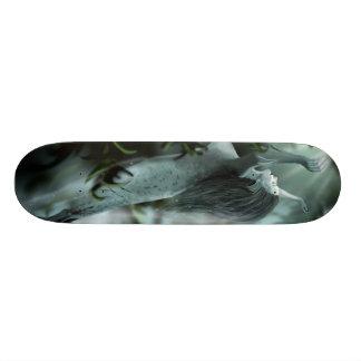 """Under Water Dreams - 7 3/8"""" Skateboard by Deadly"""