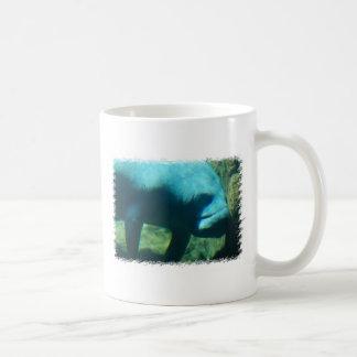 Under Water Manatee  Coffee Mug