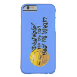 Under Water No One Can hear You Scream Cover Barely There iPhone 6 Case