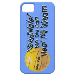 Under Water No One Can hear You Scream Cover iPhone 5 Cover