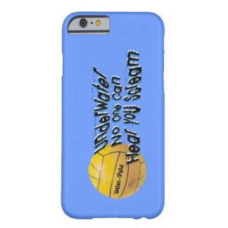 Under Water No One Can hear You Scream Cover iPhone 6 Case