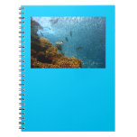 Under Water Photo Notebook (80 Pages B&W)