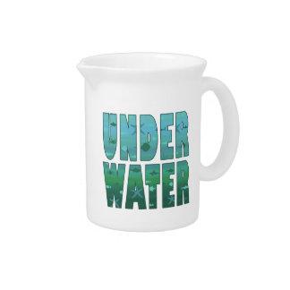 Under water pitchers