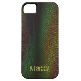 Under Water Rainbow iPhone SE/5/5s Case