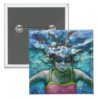 Under Water Swim Button