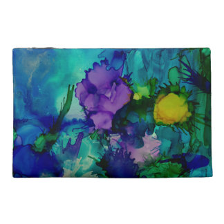 Under Water World Abstract Travel Accessory Bag
