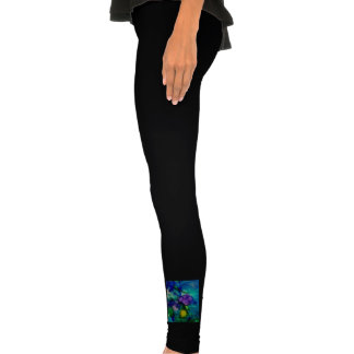 Under Water World Abstract Legging