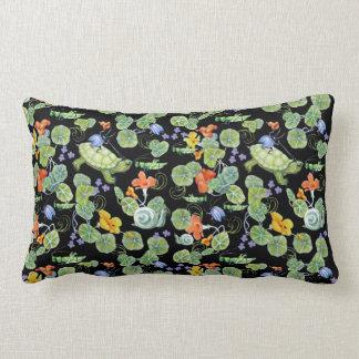 Underbrush Print Pillow