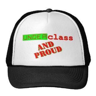 Underclass and Proud Trucker Hat