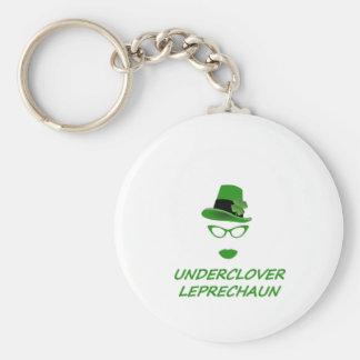 Underclover Leprechaun 01 Keychain