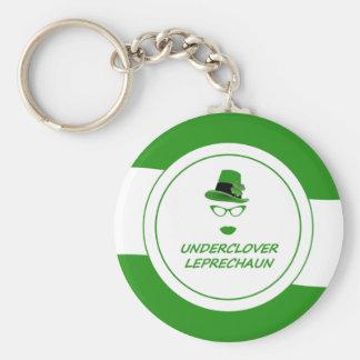 Underclover Leprechaun 01GRW Keychain
