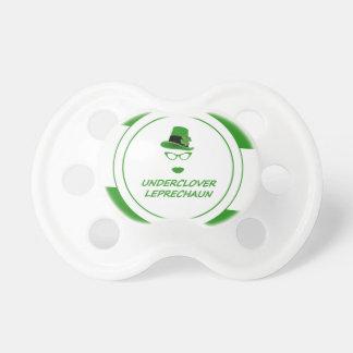 Underclover Leprechaun 01GRW Pacifier
