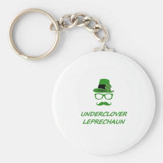 Underclover Leprechaun 02 Keychain