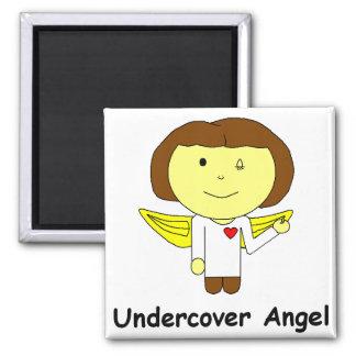 undercover angel fridge magnets