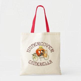 Undercover Cinderella Tote Bag