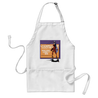 Undercover Cockroach Apron