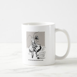 Undercover Cockroach Classic White Coffee Mug