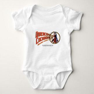 Undercover Cockroach Title Baby Bodysuit