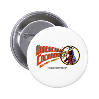 Undercover Cockroach Title Button