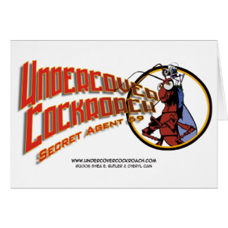 Undercover Cockroach Title Card