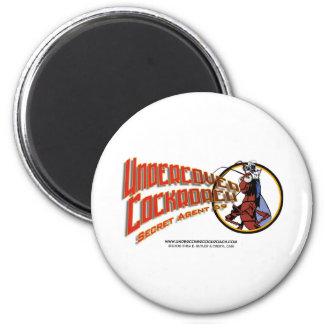 Undercover Cockroach Title Magnet