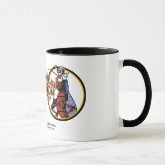 Undercover Cockroach Title Mug