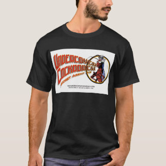 Undercover Cockroach Title T-Shirt