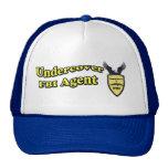 Undercover FBI Agent Mesh Hat
