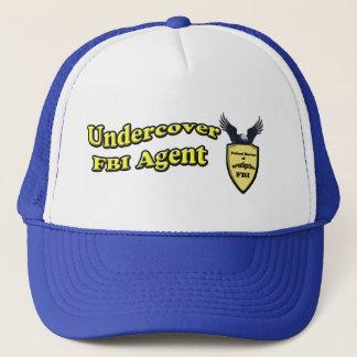 Undercover FBI Agent Trucker Hat