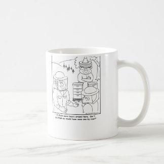 Undercover Honey Bear - Mug