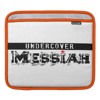 Undercover Messiah Sleeves For iPads