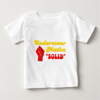 Undercover Mutha Solid Baby T-Shirt