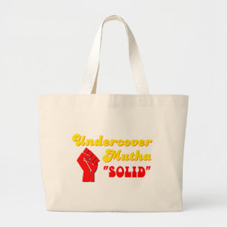 Undercover Mutha Solid Tote Bag