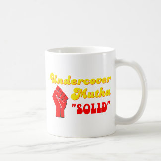 Undercover Mutha Solid Mugs