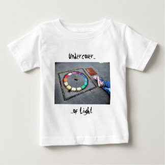Undercover of Light - Paris Baby T-Shirt
