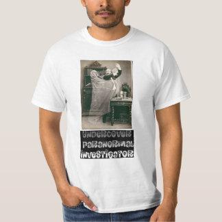undercover paranormal investigator T-Shirt